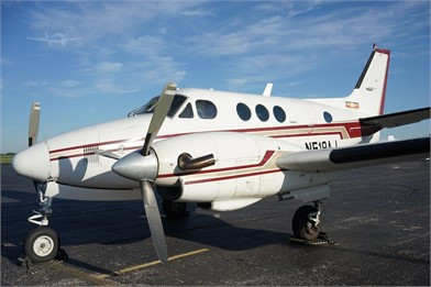 BEECHCRAFT KING AIR C90 Aircraft For Sale - 26 Listings | Controller