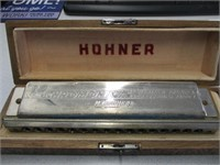 Hohner Harmonica in Case
