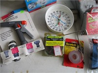 Sprayer, Pumps, Tape, Filters, Hardware