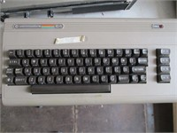Commodore 64, Royal Typewriter, Turntable, VHS