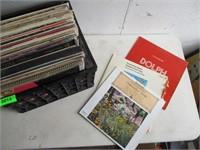 Vinyl Record Assortment