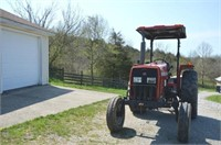 Holt Farm Machinery & Tools Auction