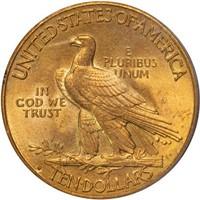 $10 1914-S PCGS MS64