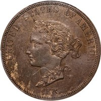 $10 1874 J-1375. PCGS PR62BN CAC