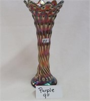 Hunt Carnival Glass On- Line Only Auction