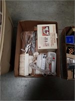 Box of mixers