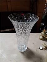 Crystal vase Made in France