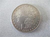 1880-O And 1891-O Morgan Silver Dollars