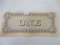 6) Confederate States America Bills