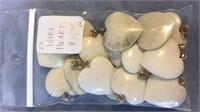 Lot of Ivory Pendants