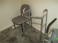 Chair, Walker, Potty Chair