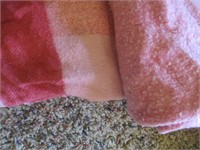 Blankets: Wool Blanket, Quilts