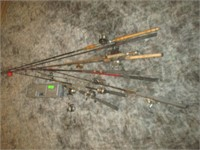 Fishing Poles - Mitchell and More!