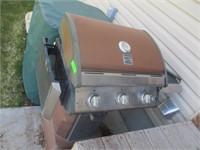 Kenmore Grill, Wheelbarrow, Smoker, Cart