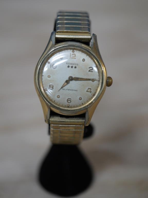 Vintage Women S Benrus Watch Coughlin