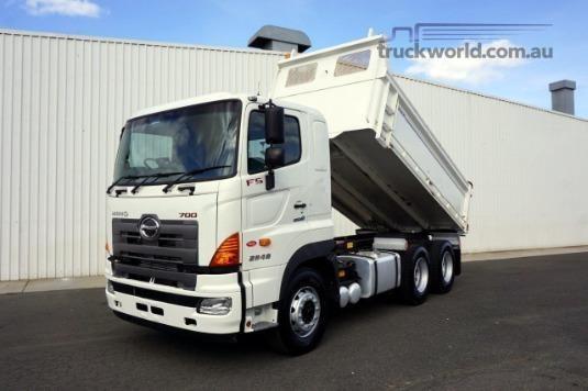 2011 Hino FS Trucks for Sale