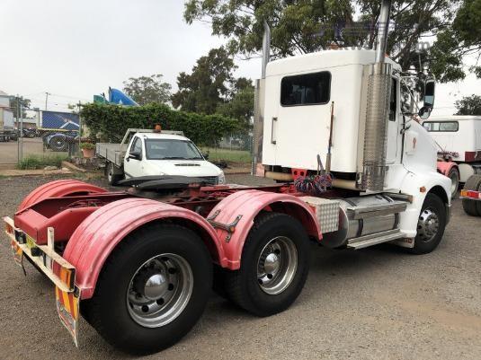 2009 Kenworth T608 Coast to Coast Sales & Hire - Trucks for Sale