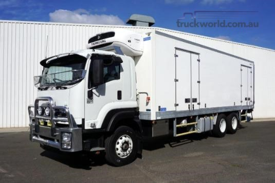 2015 Isuzu FXL 1500 - Trucks for Sale