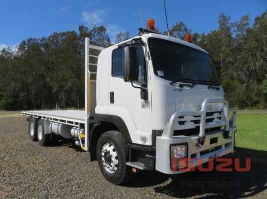 2008 Isuzu FVZ1400A Used Isuzu Trucks - Trucks for Sale