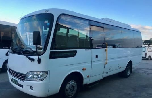 2014 Higer H7 170 - Buses for Sale