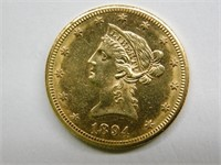 Coins and Currency Auction 4-21-17
