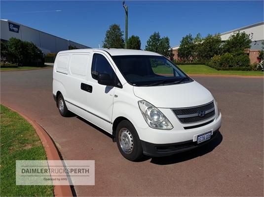 2008 Hyundai iLoad Tq V Daimler Trucks Perth - Light Commercial for Sale