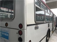 2001 Electric Transit Bus