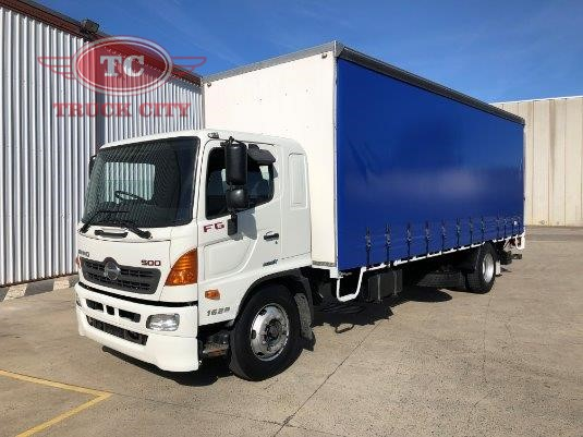 2013 Hino FG1628 Truck City - Trucks for Sale