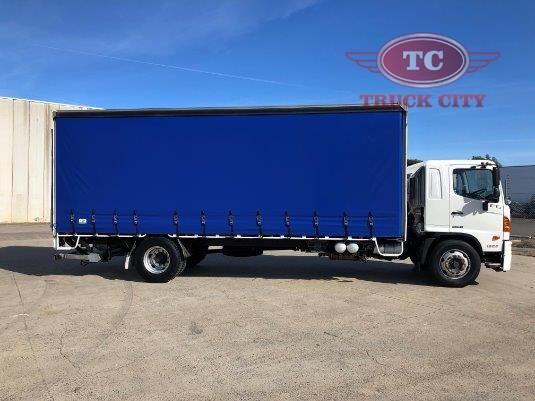 2013 Hino FG1628 Truck City - Trucks for Sale