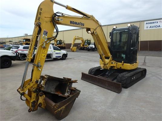 2016 Komatsu PC55MR-3 - Heavy Machinery for Sale