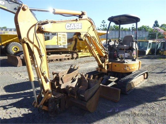 2016 Case CX36B Heavy Machinery for Sale
