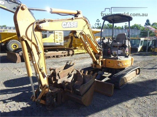 2016 Case CX36B - Heavy Machinery for Sale