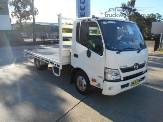 2013 Hino 300 Series 616 Trucks for Sale