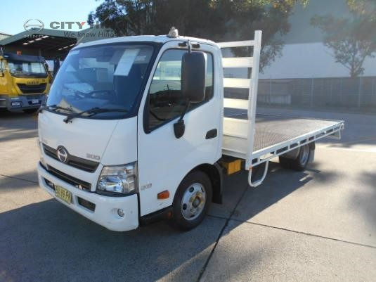 2013 Hino 300 Series 616 City Hino - Trucks for Sale