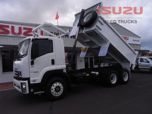2019 Isuzu FVZ 260-300 AUTO MWB Used Isuzu Trucks - Trucks for Sale