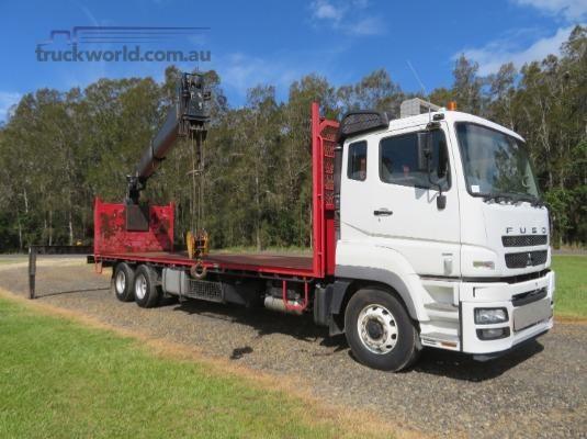 2013 Fuso FV500 - Trucks for Sale