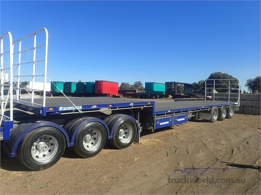 2005 Maxitrans Drop Deck Trailer Trailers for Sale