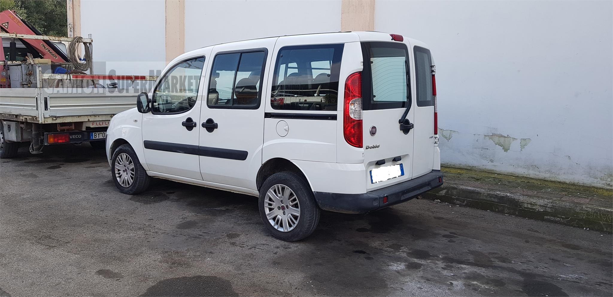 Fiat DOBLO Usato 2008