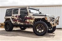 Chris Kyle Memorial Benefit ONLINE Jeep Auction