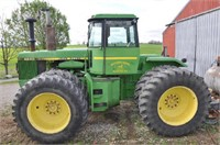 Online Only Equipment and Machinery Consignment Auction