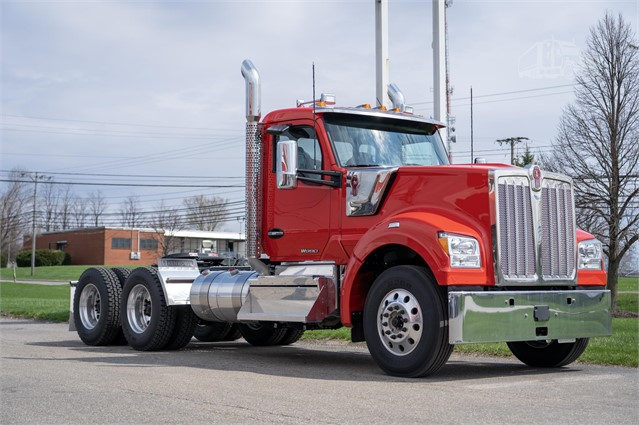 2020 Kenworth W990 For Sale In Canton Ohio Truckpaper Com