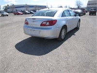 2007 CHRYSLER SEBRING TOURING 174301 KMS