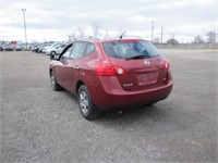 2010 NISSAN ROGUE 163974 KMS
