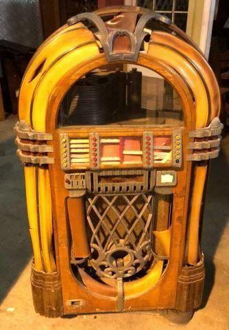 Wurlitzer Model 1015 Jukebox from the 1940s | Chesapeake MarketPlace