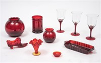 Multiple Estate Auction - Red Gallery