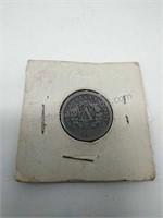 """1899 """"V"""" United States Nickel"""