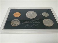 1972  United States Coins Proof Set