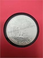 1972 Eisenhower United States Proof Dollar