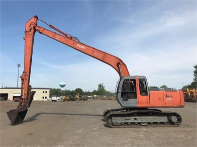 HITACHI Excavators For Sale In Virginia - 24 Listings