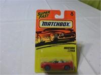 Matchbox Mustangs